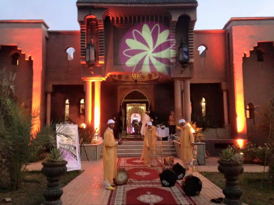 CHERIF EVENTS Organisation de mariages Wedding planner Marrakech 2