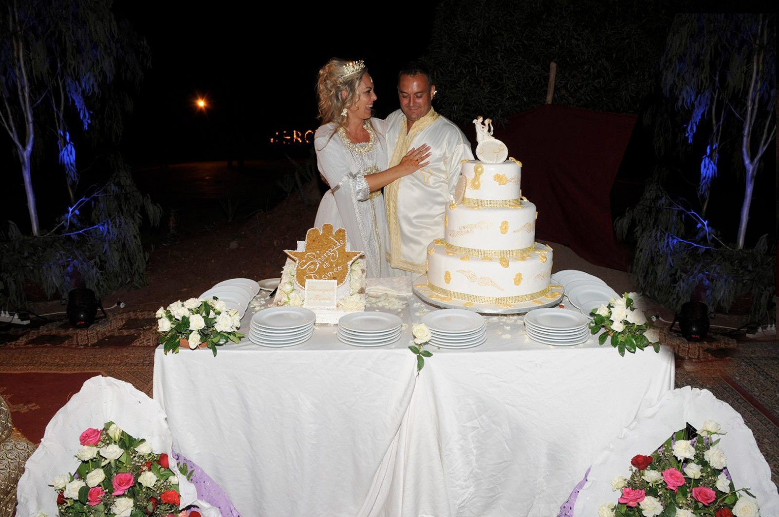 CHERIF EVENTS Organisation de mariages Wedding planner Marrakech